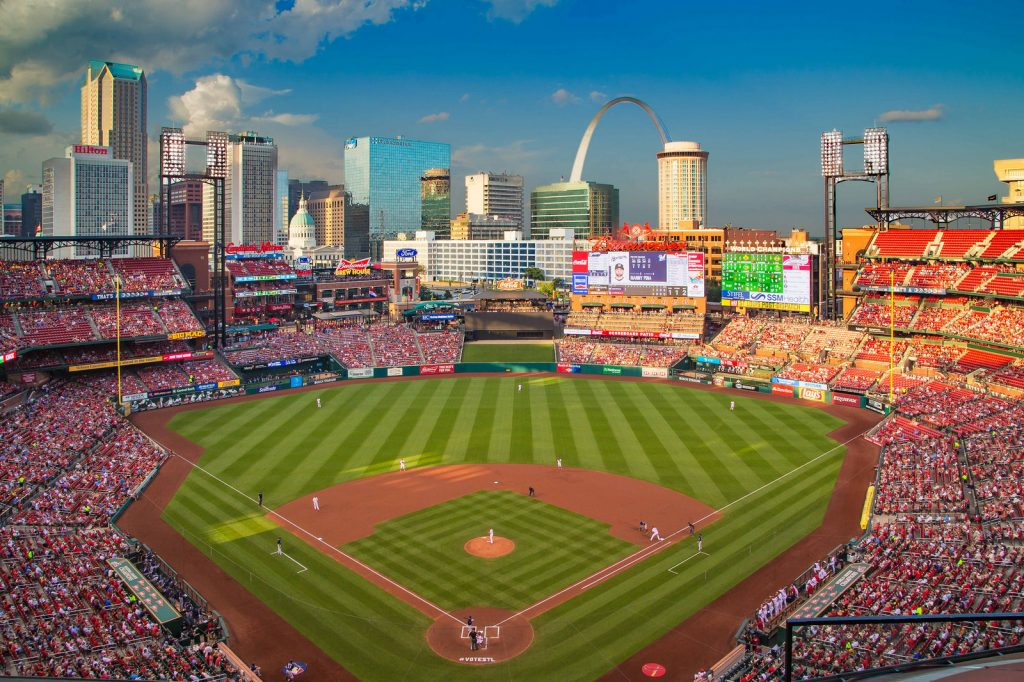 Busch Stadium Saint Louis