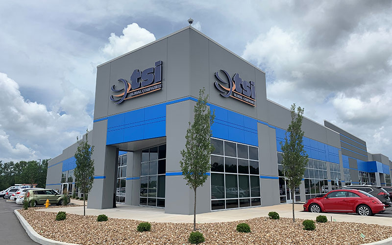 TSI's Grand Opening for New High-Tech Headquarters