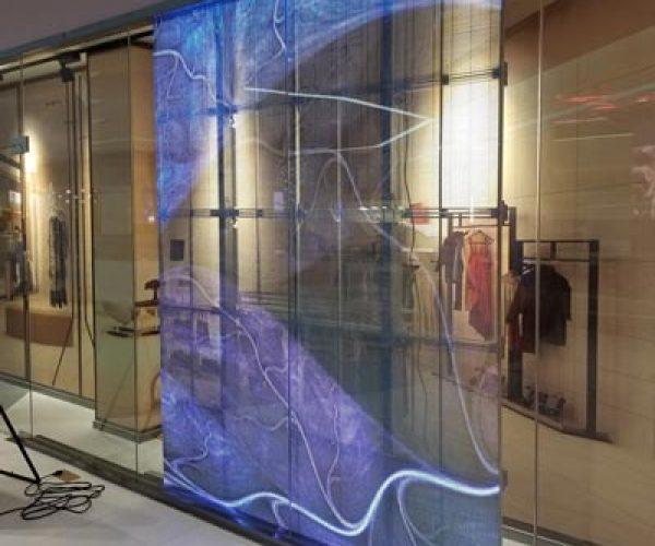 Transparent-Direct-View-LED-Display